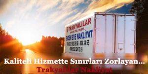 İstanbul Evden Eve Kaliteli ve Cazip Fiyatlarla