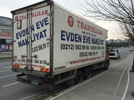 Bakırköy'de Sorunsuz, Temiz Nakliyat Hizmeti